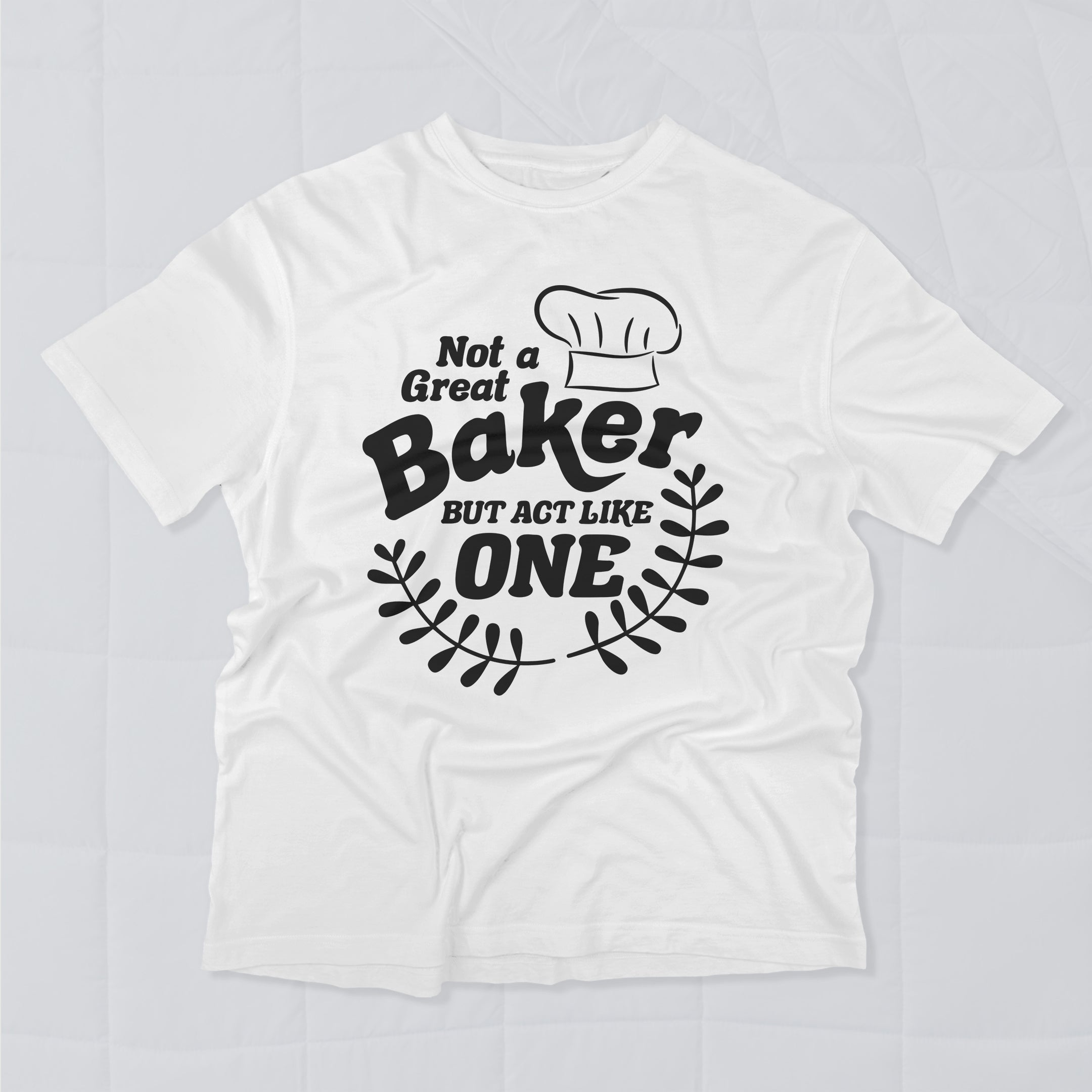 Act Like a Baker
