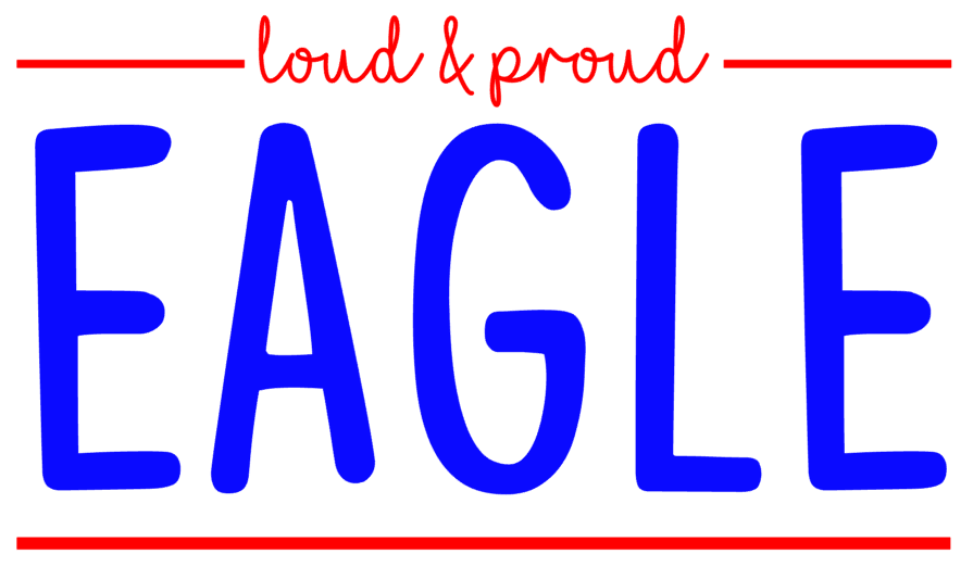 Loud and Proud Eagle