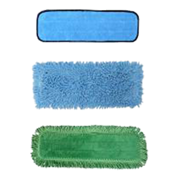 "Everest Microbial Defense™ Microfiber Floor Mop Pad<br><font color=""#2e8ca9"">Refills</font><br><i>FREE SHIPPING</i>"