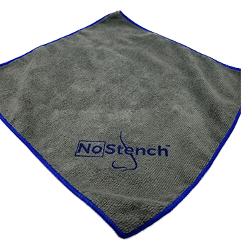 "<font color=""#2e8ca9"">NoStench™ Treated Microfiber cloth - Large 16""x16"" 340gsm</font><br>Clean better, clean safer with antimicrobial microfiber<br><i>FREE SHIPPING</i>"