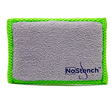 "NoStench™ Kitchen Sponges<br><font color=""#2e8ca9"">Durable Antibacterial Odor Protection<br>The Sponge That Doesn't Stink!<br>90 Day Guarantee</font><br><i>FREE SHIPPING</i>"