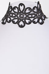 Hide N Seek Lace Choker