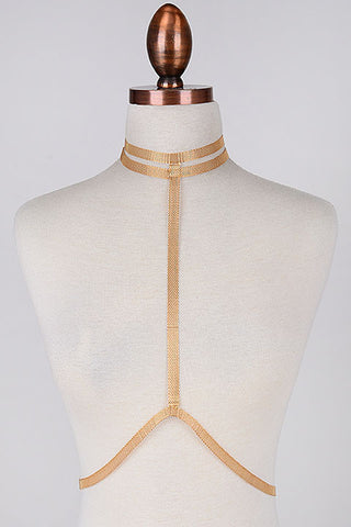 Jada Mesh Body chain