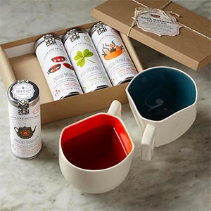 Tea Care Package Builder