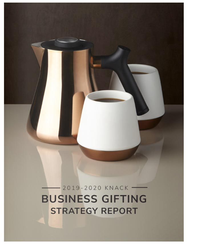 Business Survey: Client, Partner and Employee Gifts Report | Knack