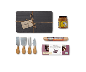 example items in an entertaining gift set