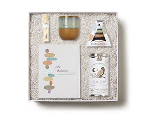 well-being gift box