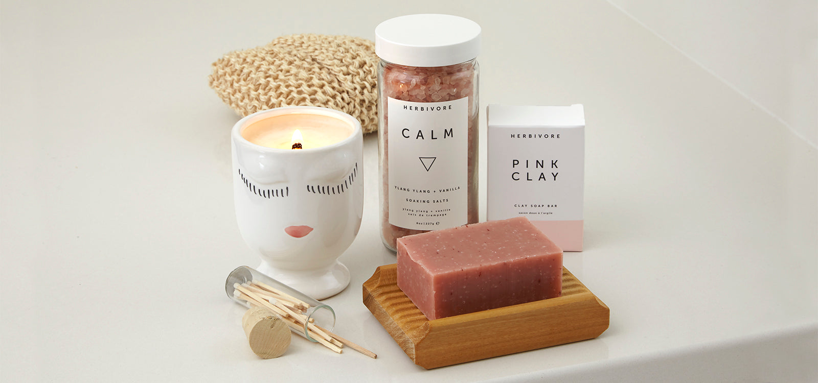 Herbivore Calm Experience Gift