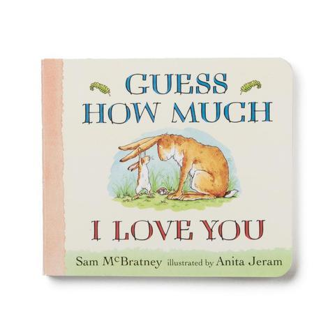 Guess How Much I Love You Children's Book