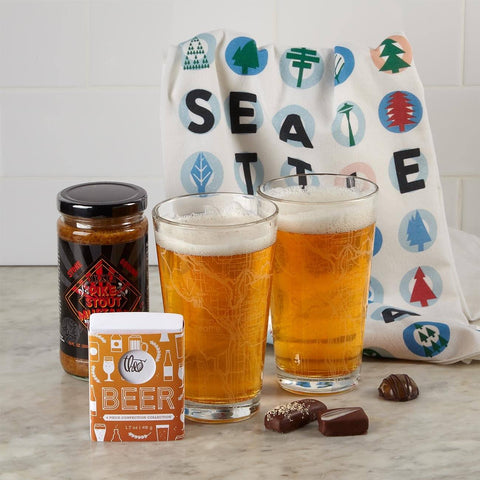 Seattle Beer Gift Box