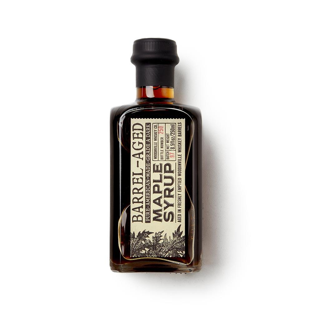 Woodinville Whiskey Barrel-Aged Maple Syrup