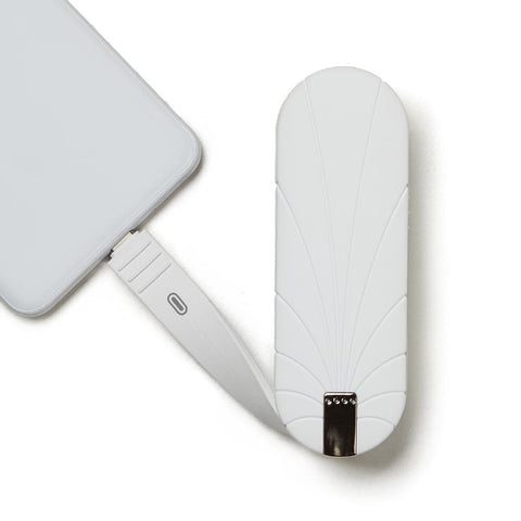 Bali Power Bank - White