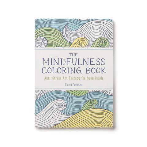 Mindfulness Coloring Book, 112 pages, 5