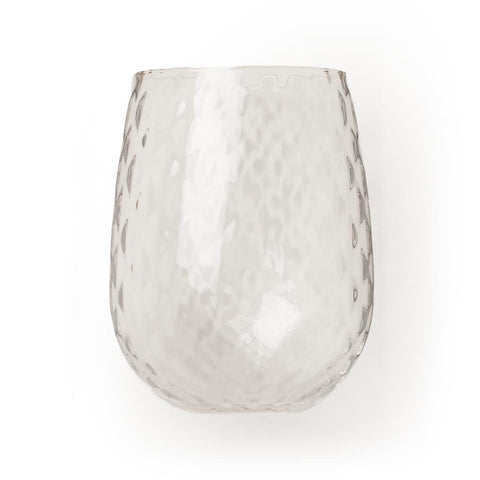 Artisan Handblown Wine Glass