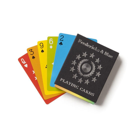 Rainbow Playing Cards Gift Set