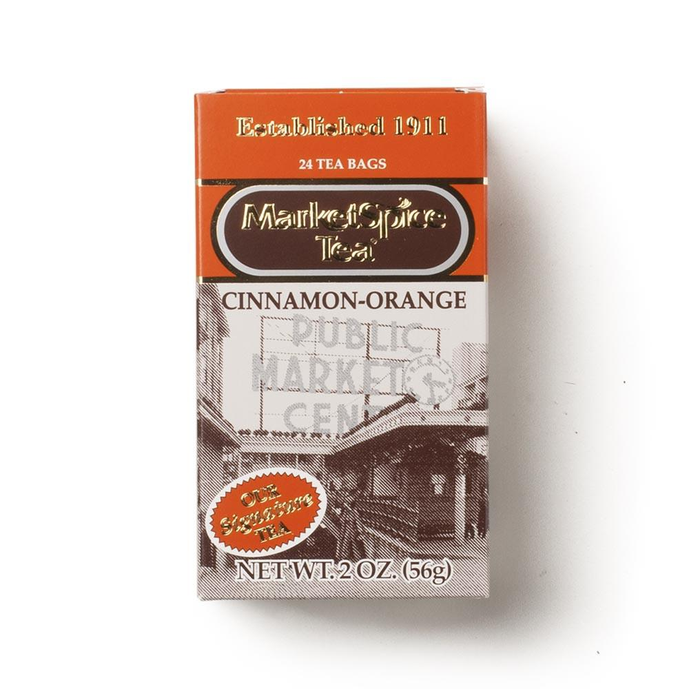 Cinnamon-Orange Tea