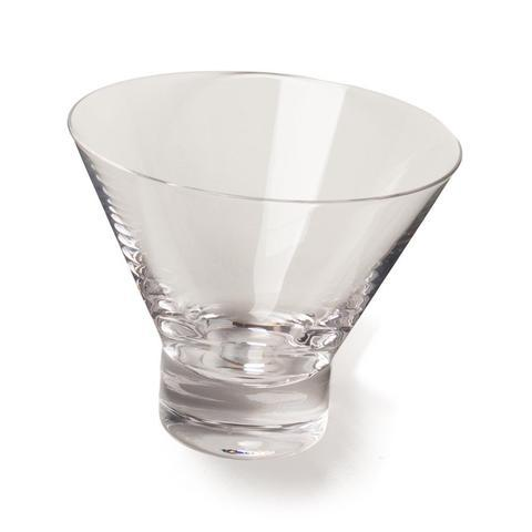 Viski Stemless Martini Glass