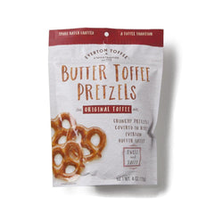 Everton Toffee - Butter Toffee Pretzels