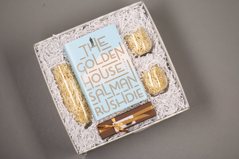 The Golden House Book Lover's Gift Set
