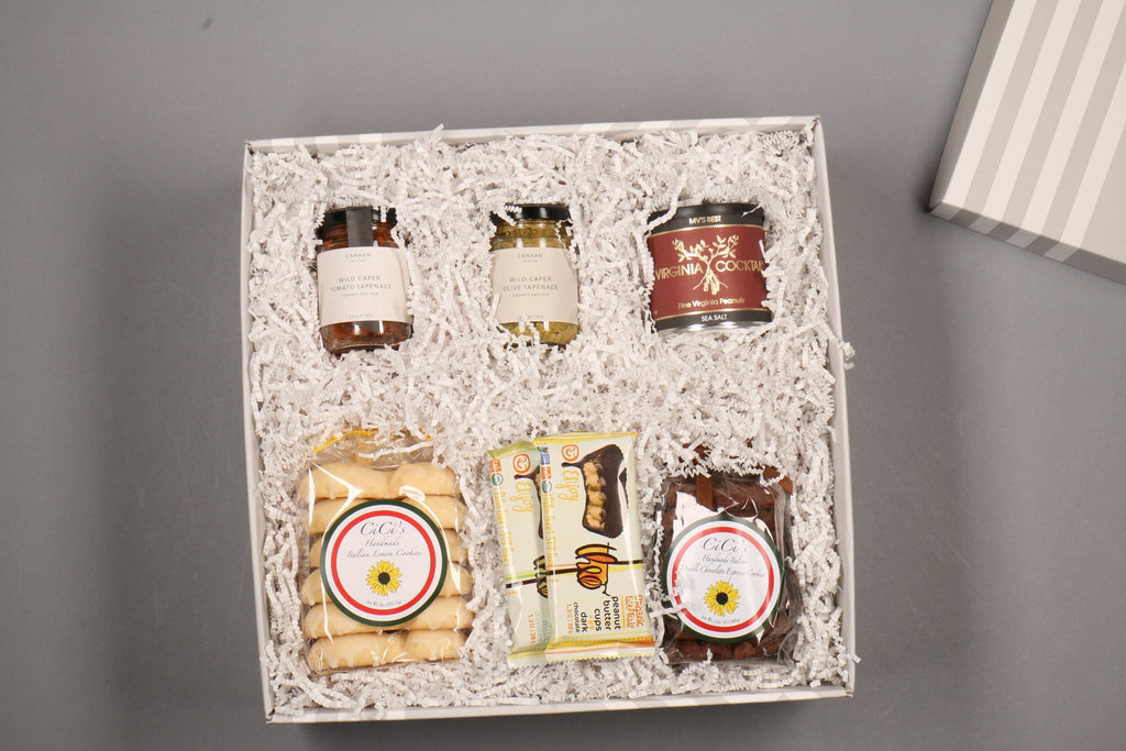 Artisanal Snacks & Sweets Gift Set