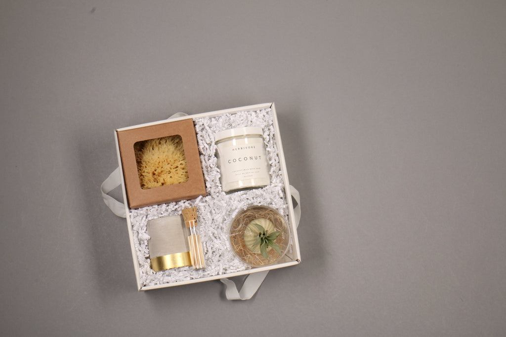 Copy of Just Breathe Spa Gift Set