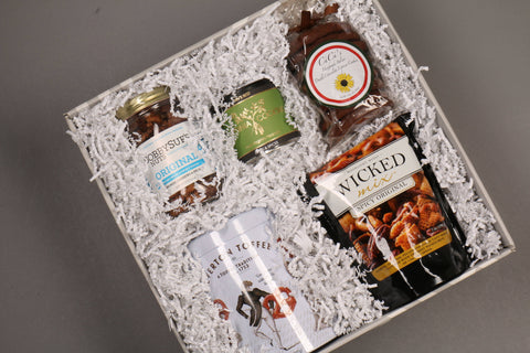 Sweet and Salty Snack Box Gourmet Gift Set