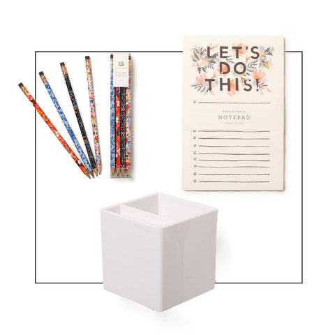 Desk Of Champions Gift Set