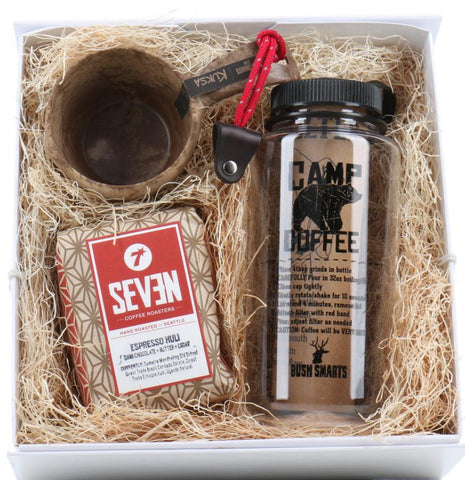 Cowboy Coffee Gift Set