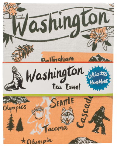 Sample Washington Gift Set