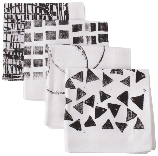 Black & White Bar Gift Set
