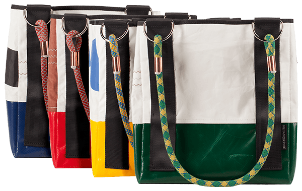 Boat Tote Container Gift Set