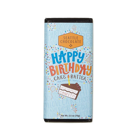 Happy Birthday Truffle Bar