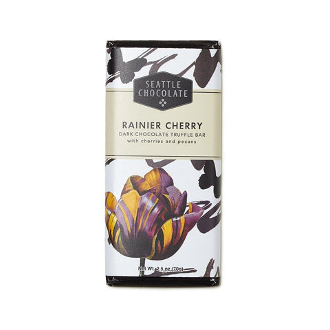 Seattle Chocolate Rainier Cherry Truffle Bar