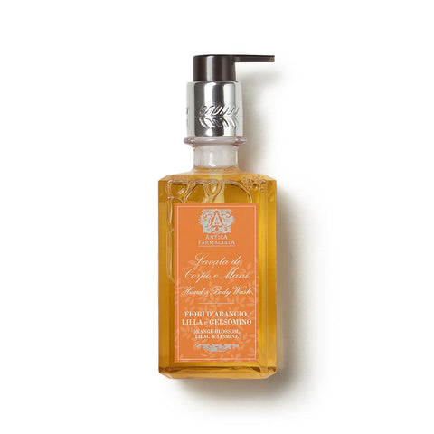 Orange Blossom, Lilac & Jasmine Hand & Body Wash