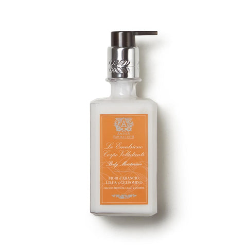Orange Blossom, Lilac, & Jasmine Body Moisturizer