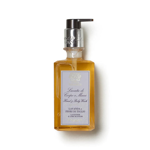 Lavender & Lime Blossom Hand & Body Wash