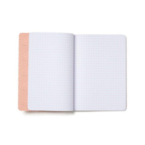 Overthinking Saddle-Stitch Notebook