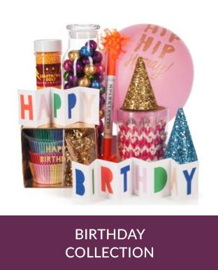 Birthday Collection Gift Set