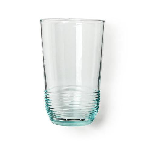 Be Home Recycled Glass Tumbler, max fill 12 oz, 5
