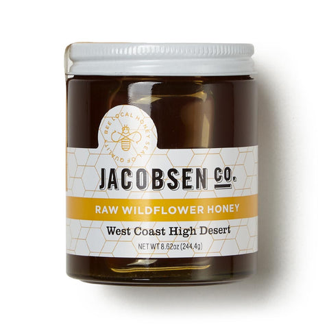 West Coast Wildflower Honey