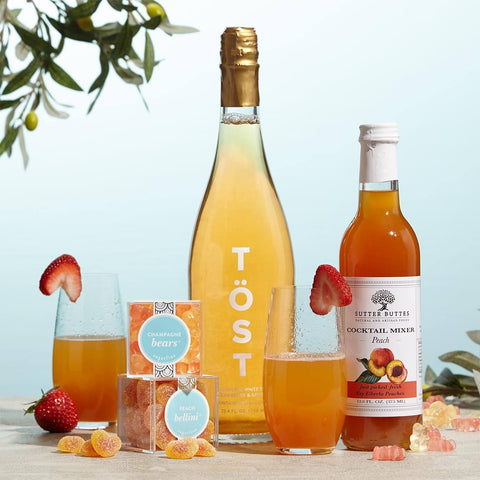 Bellini Time Beverage Gift Set