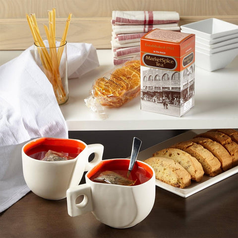 Biscotti & Tea For Two
