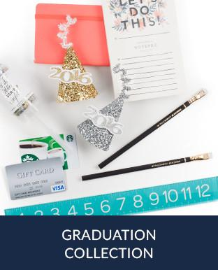 Graduation Collection Tile Gift Set