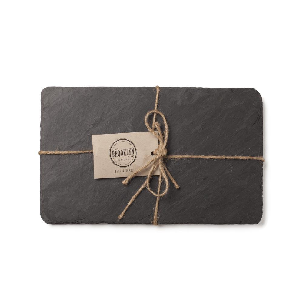 Brooklyn Slate Co. Slate Cheese Board, 7