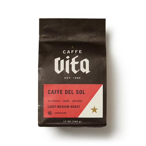 Caffe Del Sol Espresso Whole Bean Coffee