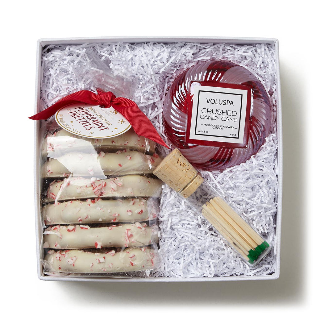 Candy Cane Lane Holiday Mini Gift
