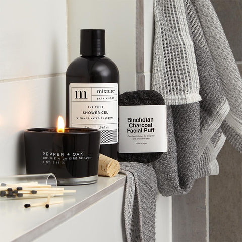Charcoal Recharge Spa Gift Set