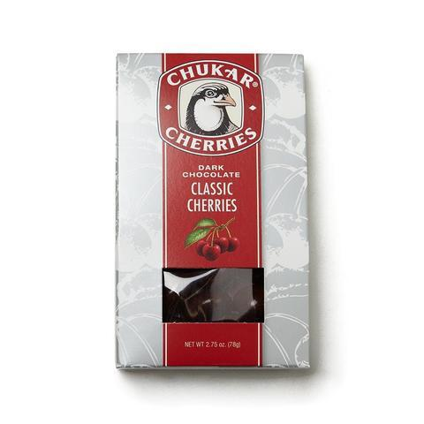 Chukar Cherries Dark Chocolate Classic Cherries