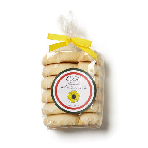 Italian Lemon S Cookies