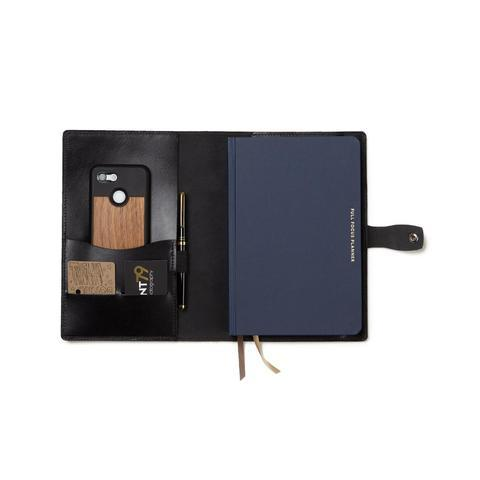 Coal Creek Leather Journal Cover, 7